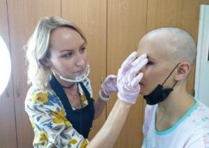 Помощь онкобольным детям в Челябинске