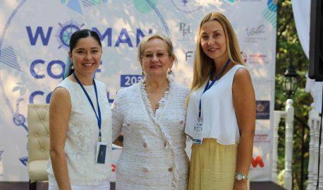 Когда преуспевают женщины — преуспевают все. Наше выступление на WOMAN CONF COACH 2020